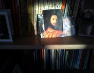 Christ in light